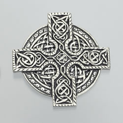 Celtic Wheel Cross